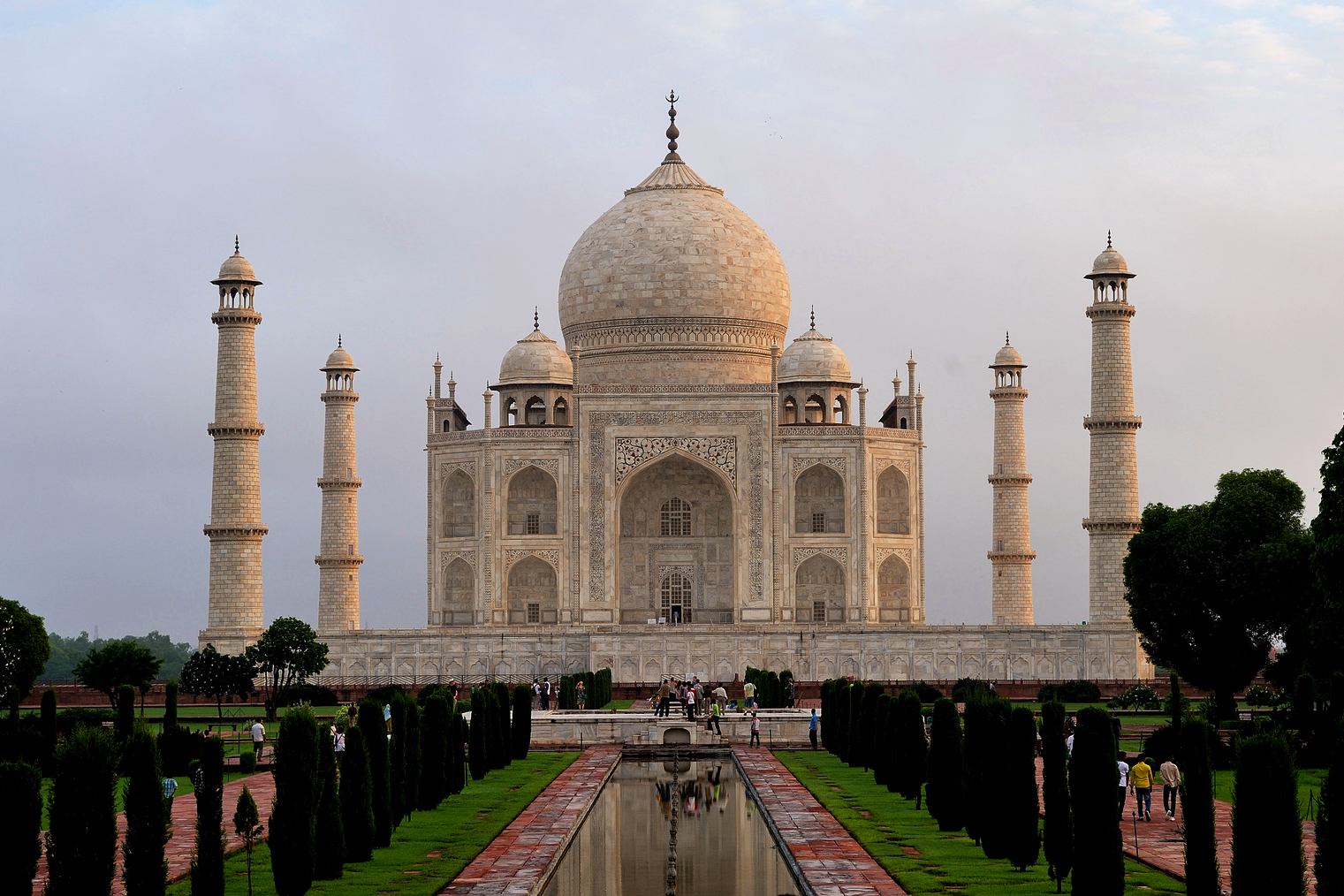 SusIndia | Taj Mahal di Agra | Ph. Massimo Mazzotta ©