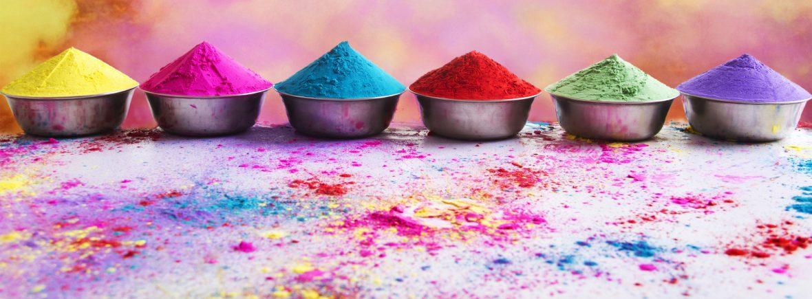 SusIndia | Viaggi in India | Holi Festival | Gulal