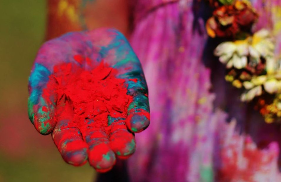 SusIndia | Viaggi in India | Holi Festival | Gulal | Ph. Amy Baumann ©