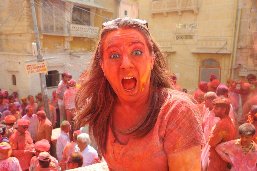 SusIndia | Viaggi in India | Holi Festival | Ph. Manuela Nessi ©