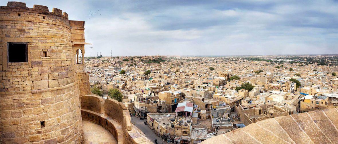 Musica Indiana, Jaisalmer, Il Forte