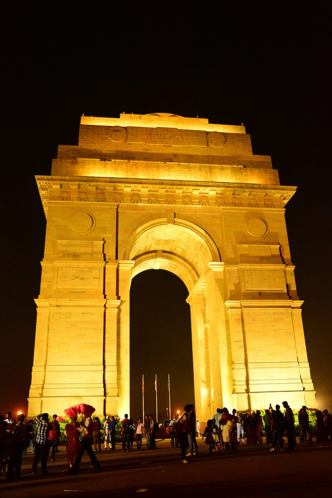 Cosa vedere a New Delhi, India Gate
