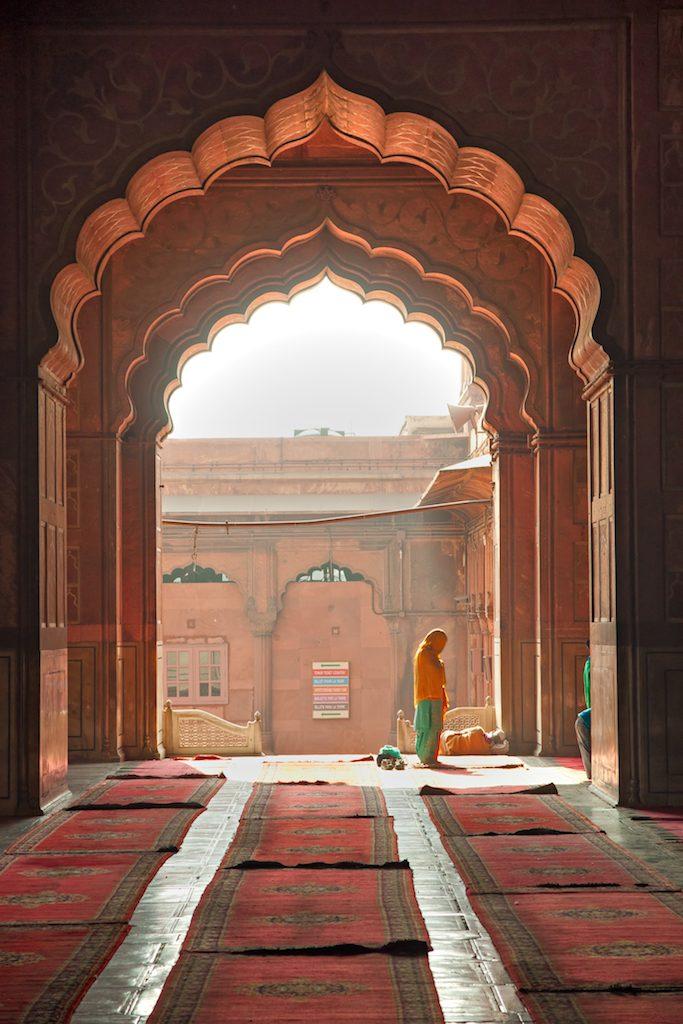 Cosa vedere a New Delhi, Jama Masjid
