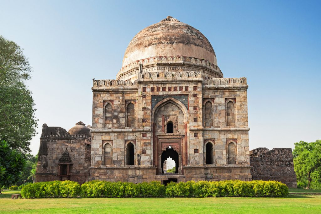 Cosa vedere a New Delhi, Lodi Gardens