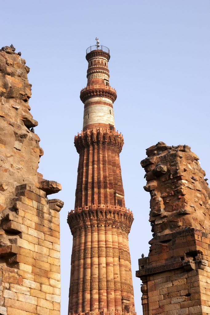 Cosa vedere a New Delhi, Qutub Minar