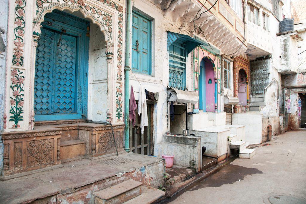 Cosa vedere a New Delhi, vicolo di Chandni Chowk