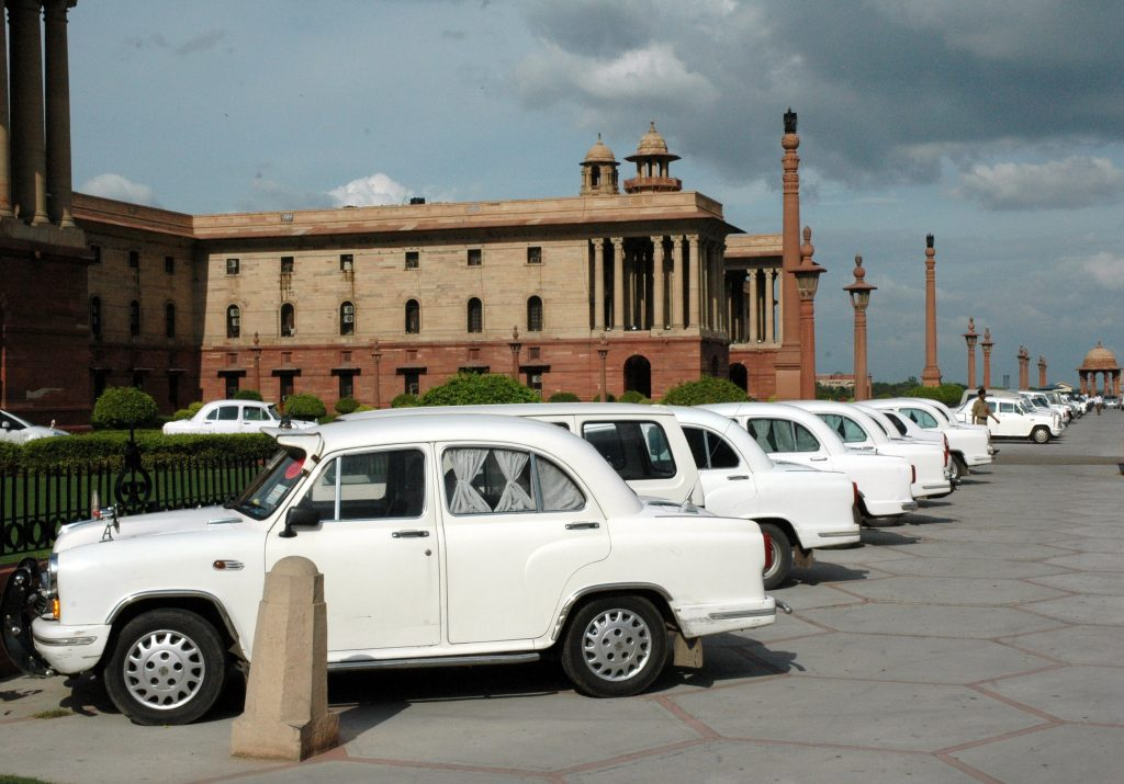 Cosa vedere a New Delhi Ambassador (Ph. Omar Ballabio ©)