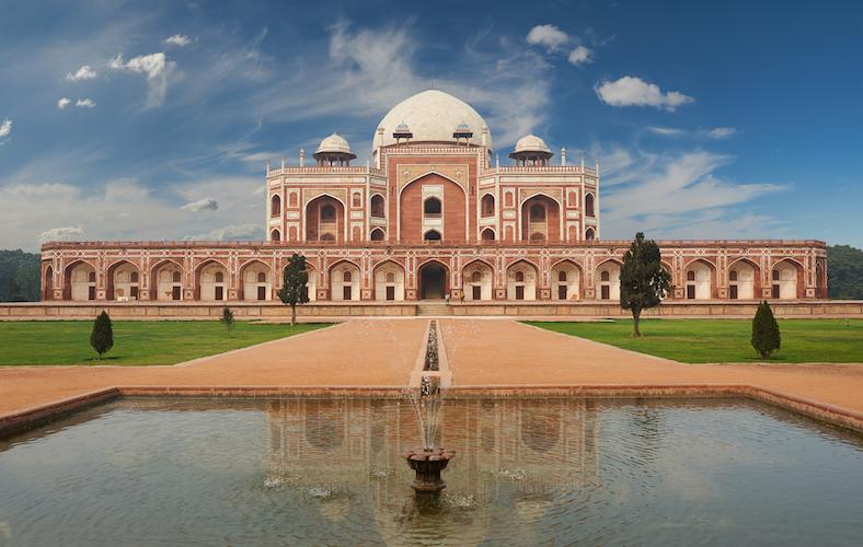 Cosa vedere a New Delhi, Humayun's Tomb