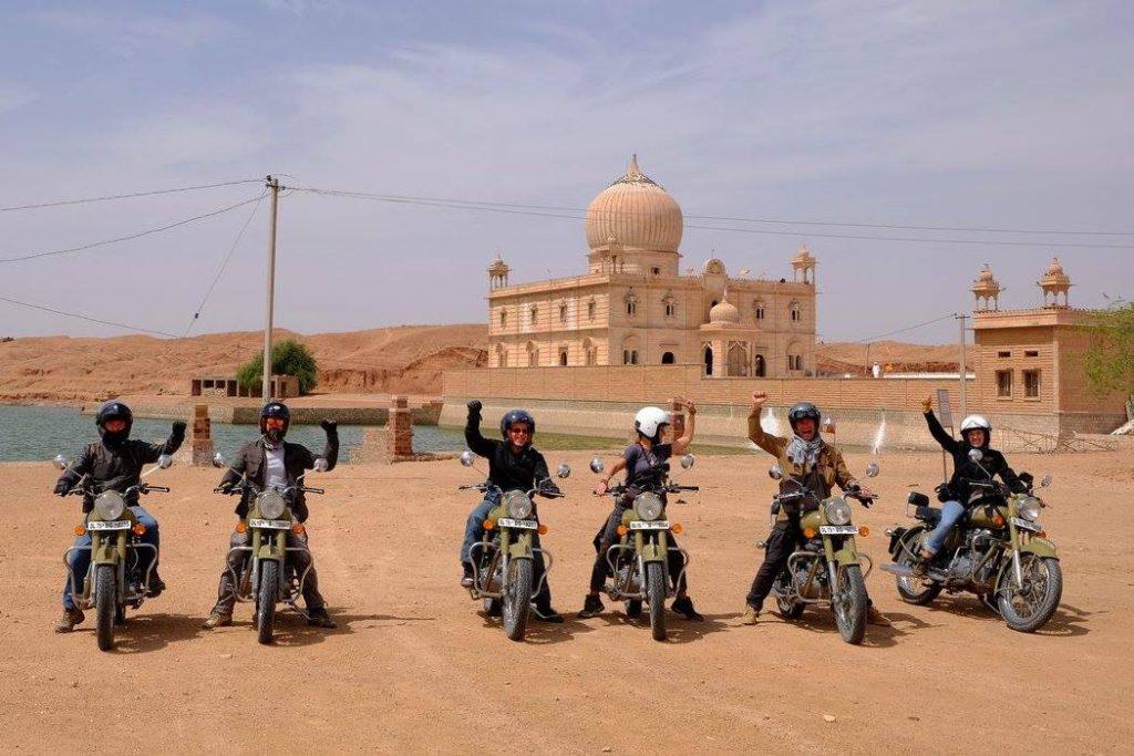 Viaggiare in India in moto | Parte l'avventura