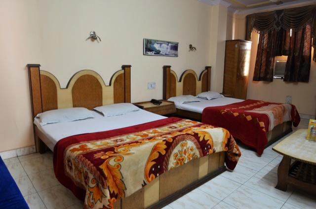 Quanto costa un viaggio in India, camera Hotel economico