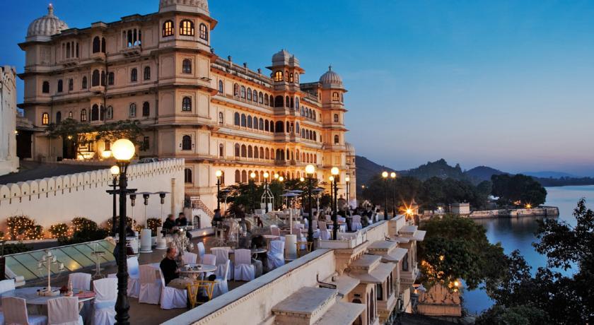 Quanto costa un viaggio in India, Hotel heritage