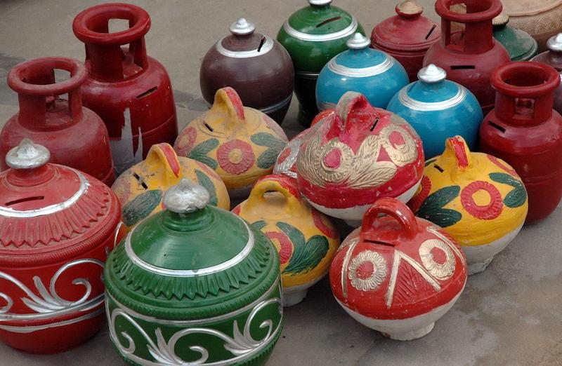 Quanto costa un viaggio in India, artigianato locale