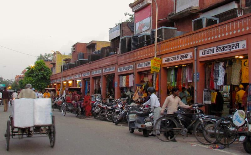 Viaggio a Jaipur | Bazaar | SusIndia Blog