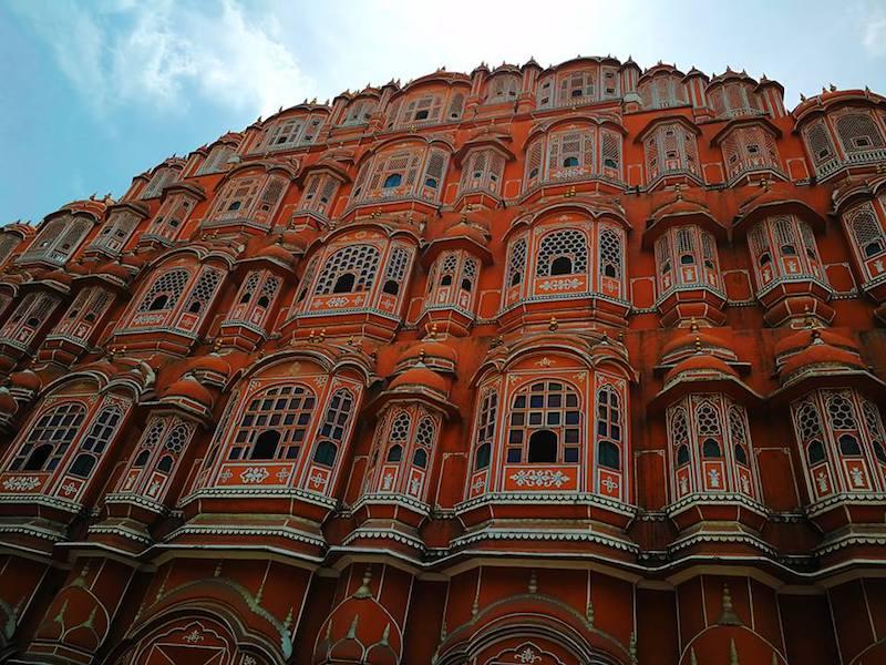 Viaggio a Jaipur | Hawa Mahal | SusIndia Blog (ph. Fabio Coppolino ©)