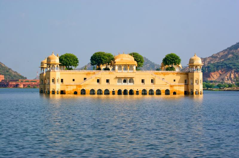 Viaggio a Jaipur | Jal Mahal | SusIndia Blog
