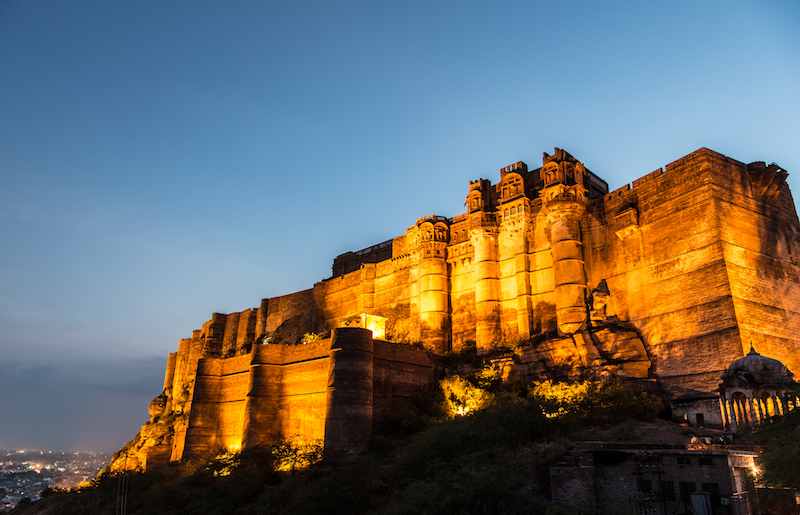 Viaggio a Jodhpur | Mehrangarh Fort | SusIndia Blog