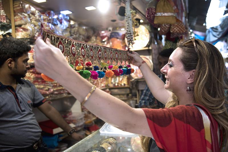 Diwali in India | Decorazioni per l'ingresso