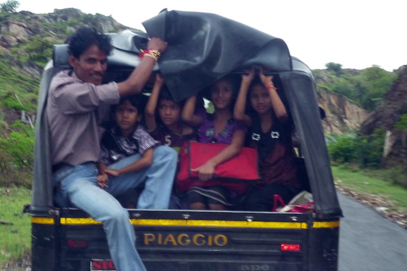 Mestieri di strada | Autowala in Rajasthan
