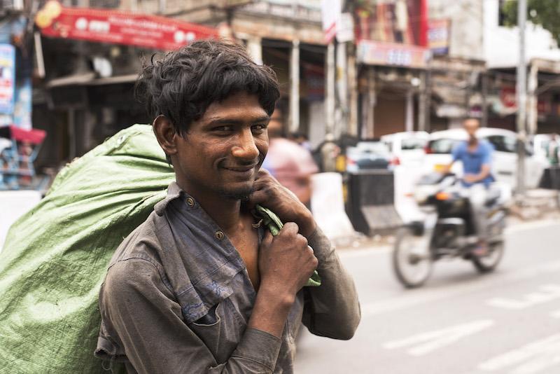 Mestieri di strada India | Kabadiwala