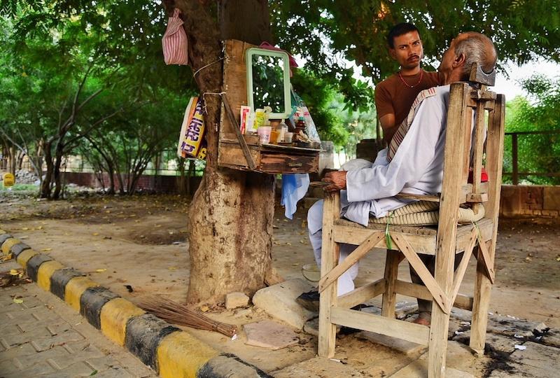 Mestieri di strada India | Naai