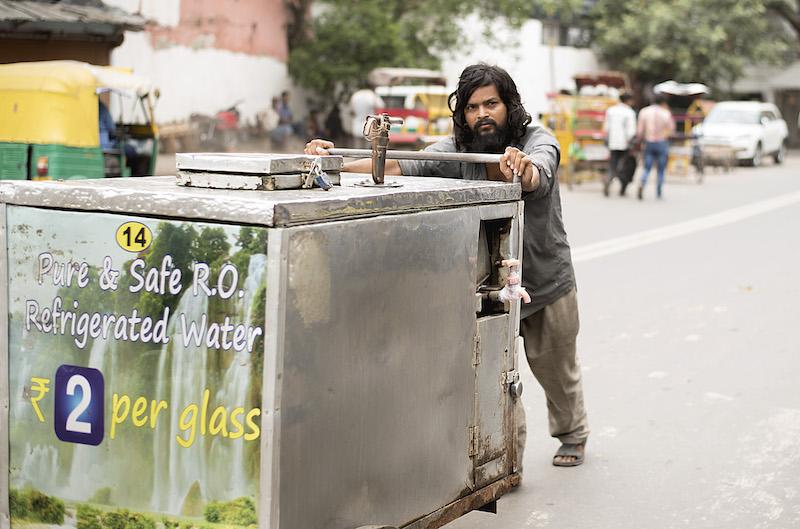 Mestieri di strada India | Paniwala