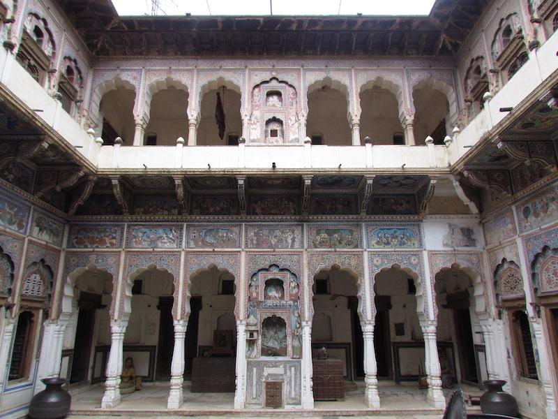 Viaggio in India | Shekhawati e le haveli dipinte | Goenka Haveli