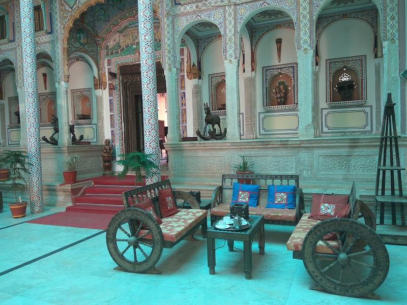 Viaggio in India | Shekhawati e le haveli dipinte | Grand Haveli Nawalgarh