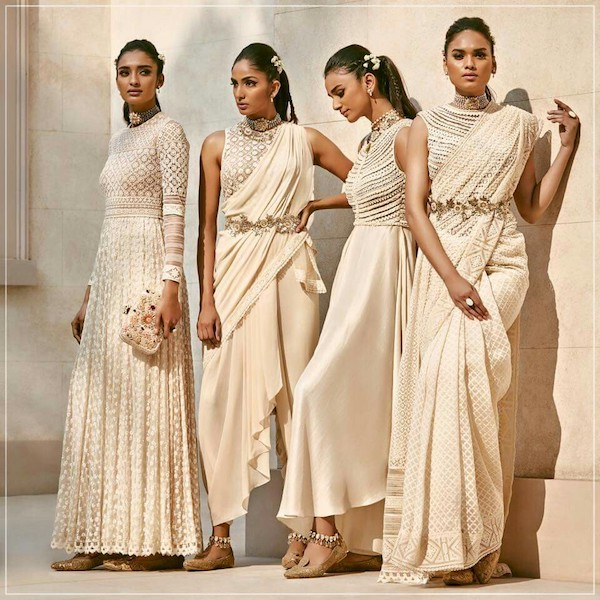 5 Cose dell'Italia che mi mancano in India | Tarun Tahiliani couture spring summer 2017