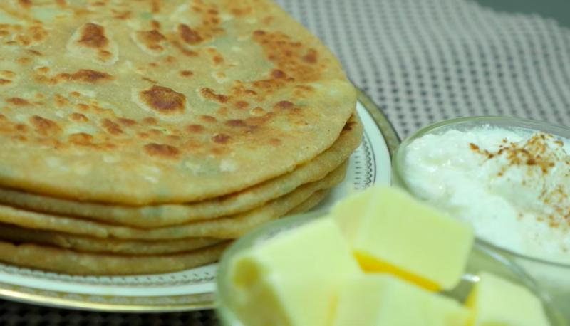 Colazione indiana | Aloo paratha