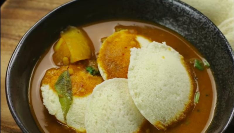 Colazione indiana | Idli sambar