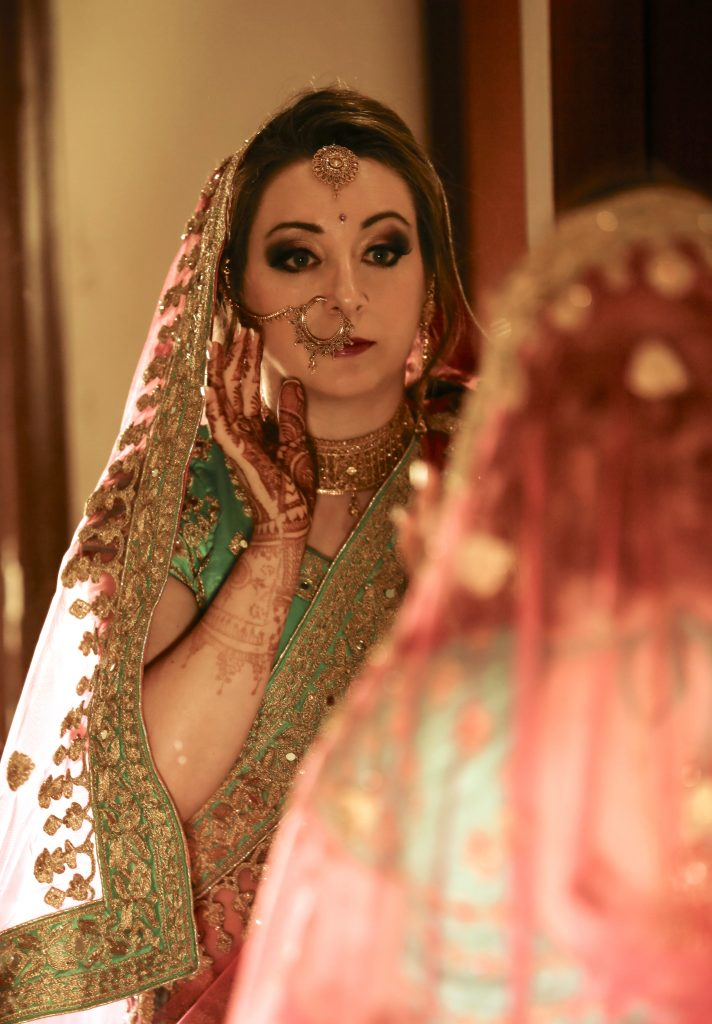 La sposa indiana | il nath