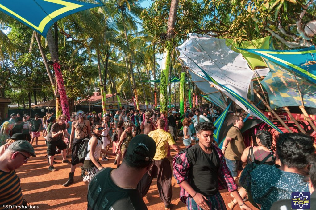 Vacanza di mare a Goa | Psyparty (Ph. cr. Hilltop Goa S&D)