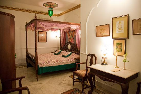 Viaggio a Varanasi | Ganges View Guesthouse room