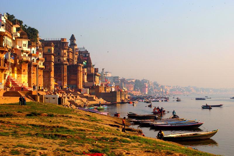 Viaggio a Varanasi | Il Gange