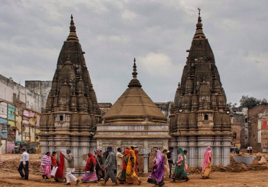Viaggio a Varanasi | tempio | Ph. Credit Giovanna Circe