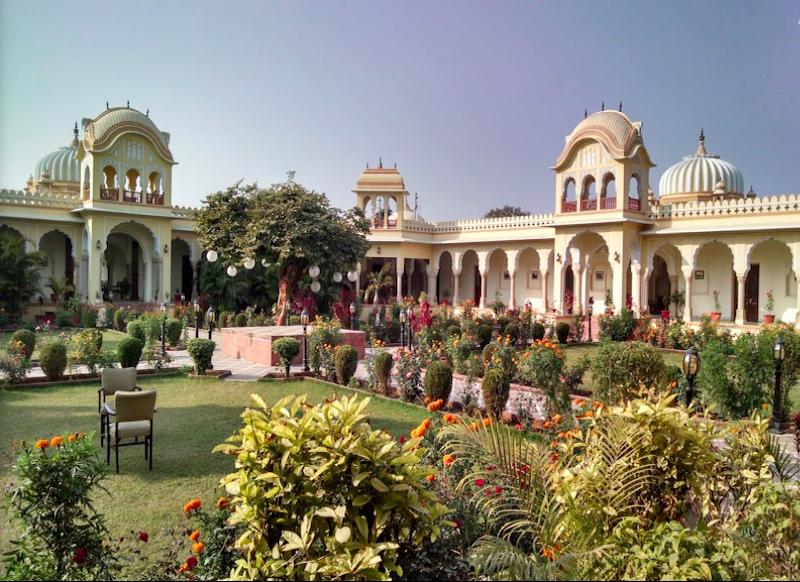 Viaggio ad Orchha | Amar Mahal | SusIndia