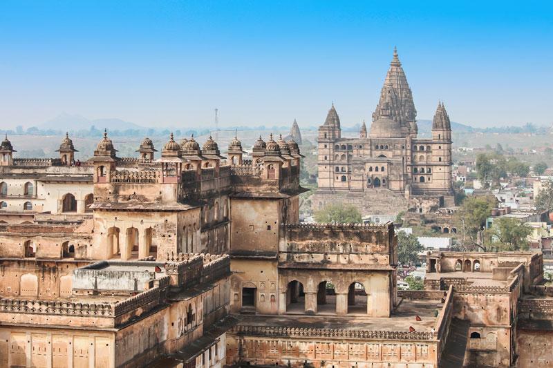 Viaggio ad Orchha | Palazzo reale | SusIndia