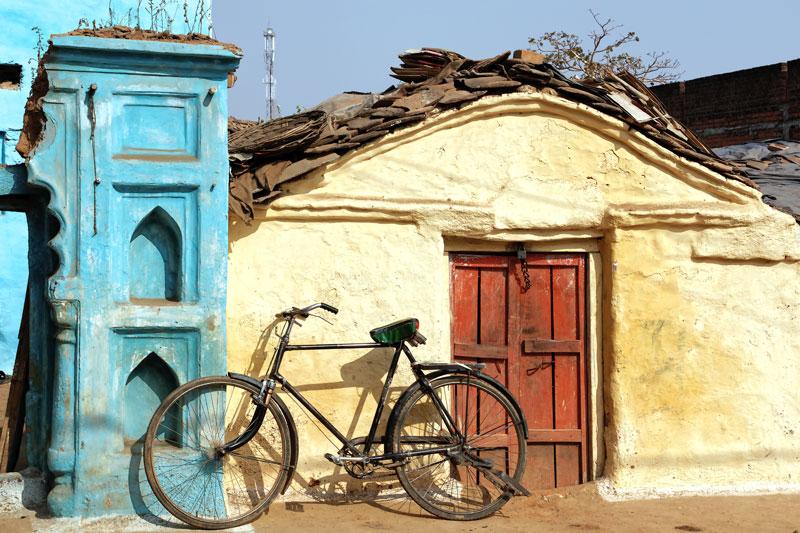 Viaggio ad Orchha | villaggio | SusIndia