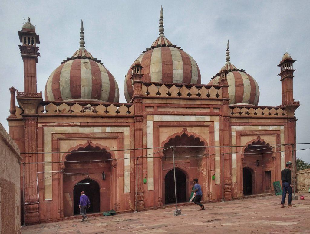 La tomba di Safdarjung | in moschea | Ph. Susanna Di Cosimo ©