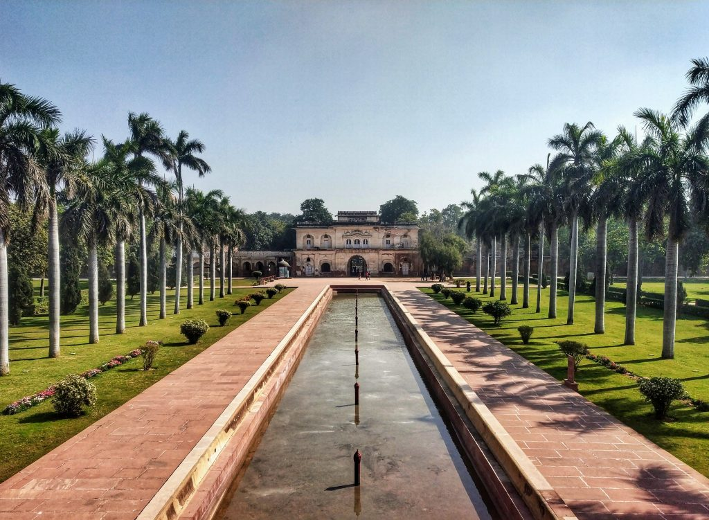 La tomba di Safdarjung | i giardini | Ph. Susanna Di Cosimo ©