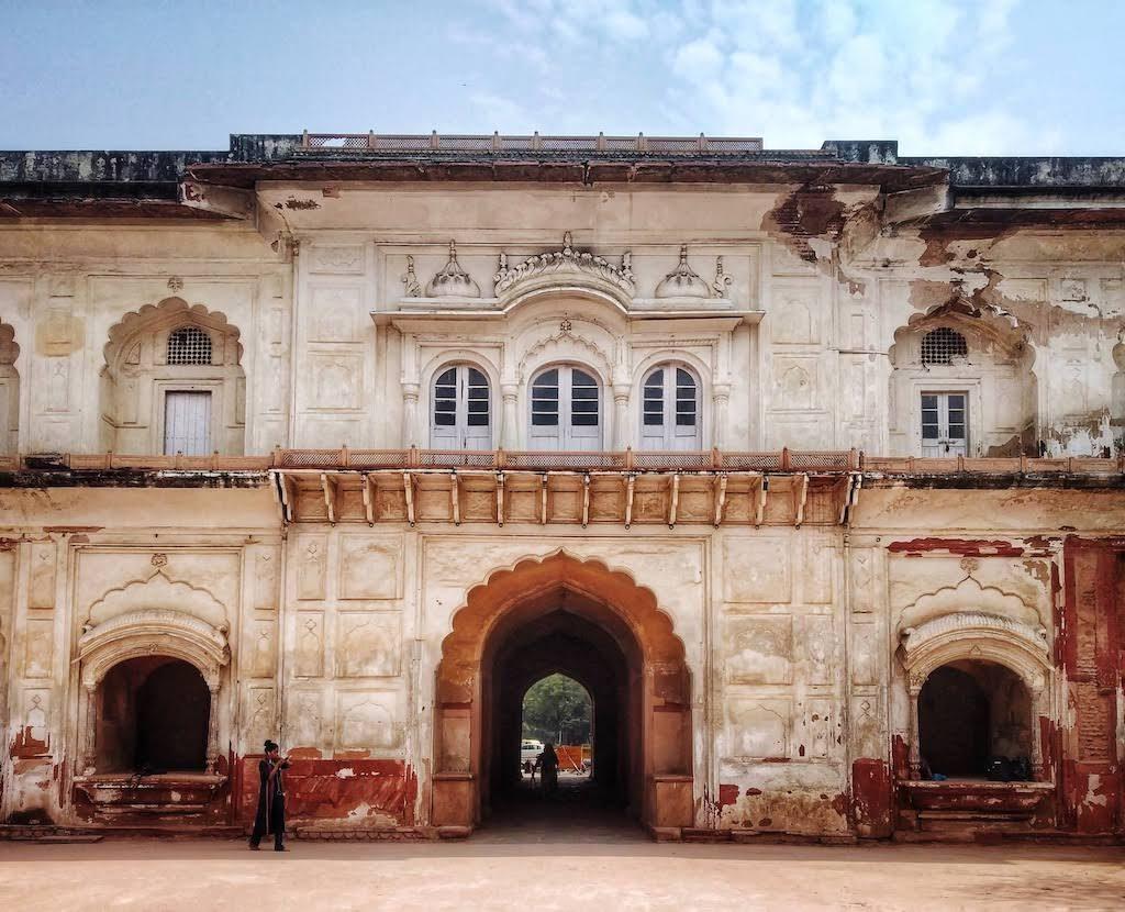 La tomba di Safdarjung | ingresso interno | Susanna Di Cosimo ©