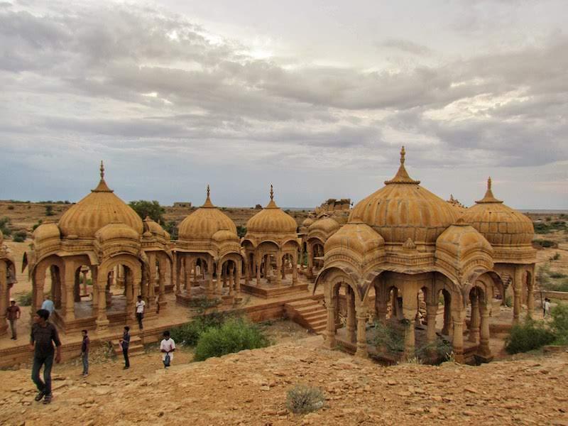 Viaggio a Jaisalmer | SusIndia Viaggi | Bada Bagh