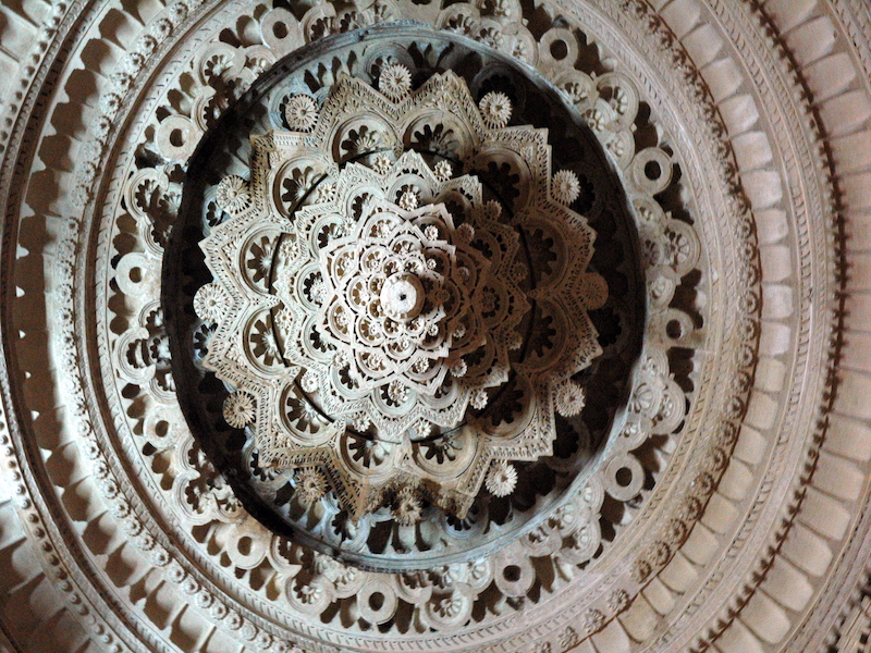 Viaggio a Jaisalmer | SusIndia Viaggi | tempio gianista