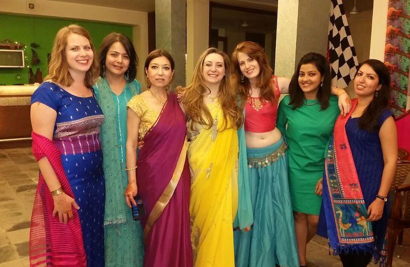 Il matrimonio induista - Sangeet